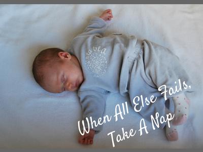 How Many Naps Does My Child Need?