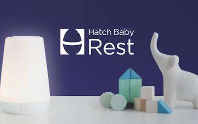 An Amazing Sleep Product That Grows With Your Child – The Hatch Baby Rest
